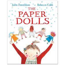 Julia Donaldson: The Paper Dolls (Paperback)