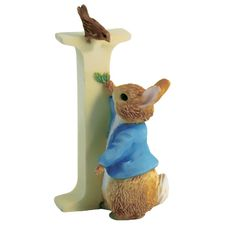 Peter Rabbit: Alphabet Letter I - Peter Rabbit