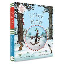 Stick Man: Stick Man (Snow Dome Gift Edition)