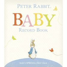 Peter Rabbit: Peter Rabbit Baby Record Book (Hardback)
