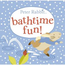 Peter Rabbit: Peter Rabbit Bathtime Fun (Bath Book)