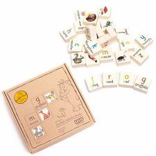 The Gruffalo: The Gruffalo Wooden Alphabet Blocks