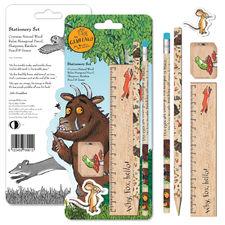 The Gruffalo: Gruffalo Wooden Stationery Set