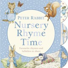Peter Rabbit: Nursery Rhyme Time (Board Book)