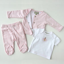Peter Rabbit: Peter Rabbit Girls 3piece Set