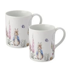 Peter Rabbit: Peter Rabbit Classic Mug (Set of 2)