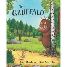 The Gruffalo: The Gruffalo (Hardback)