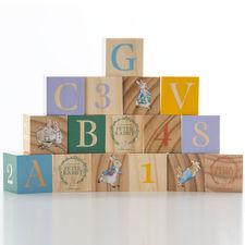 Peter Rabbit: Peter Rabbit Wooden Blocks