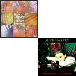 Mick Harvey: Delirium Tremens + Intoxicated Man / Pink Elephants CD Bundle