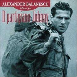 Alexander Balanescu: Il Partigiano Johnny Original Soundtrack