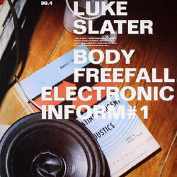 Luke Slater: Body Freefall, Electronic Inform
