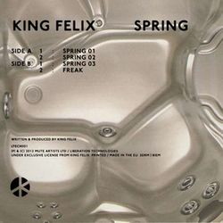 King Felix (Laurel Halo): Spring