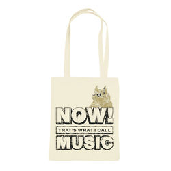 Now Music: NOW! That's What I Call Music Cream Tote Bag
