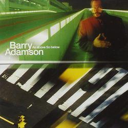 Barry Adamson: As Above So Below