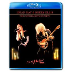 Brian May + Kerry Ellis: The Candlelight Concerts - Live At Montreux 2013 (Blu-ray)