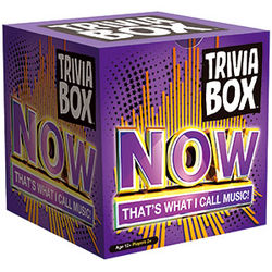 Now Music: Now That's What I call Music Trivia Box