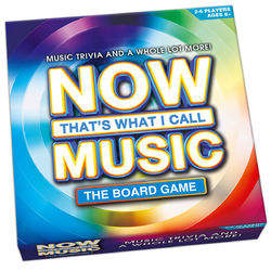 Now Music: NOW That's What I Call Music The Board Game
