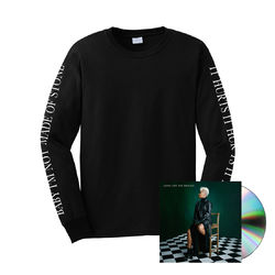 Emeli Sande: Hurts Black Long Sleeve + Deluxe CD