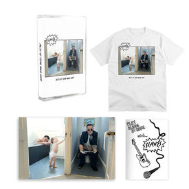 Slaves: CASSETTE, TEE, ALBUM PRINT & ZINE BUNDLE
