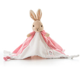 Flopsy, Mopsy and Cotton-tail: Flopsy Bunny Comfort Blanket