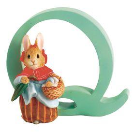Peter Rabbit: Alphabet Letter Q - Mrs. Rabbit