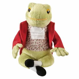 Mr. Jeremy Fisher: Mr. Jeremy Fisher 30cm Soft Toy (Large)