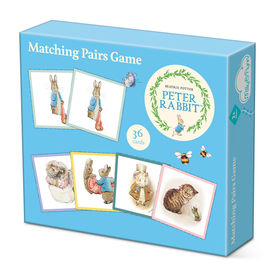 Peter Rabbit: Peter Rabbit Matching Pairs Game