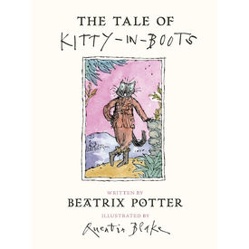 Beatrix Potter: The Tale of Kitty-In-Boots (Hardback)