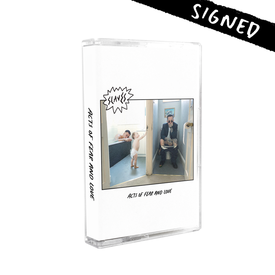 Slaves: Acts Of Fear And Love Signed Cassette