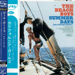 The Beach Boys: Summer Days (and Summer Nights!!): SHM-CD