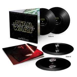 John Williams: Star Wars: The Force Awakens Two LP Hologram Vinyl
