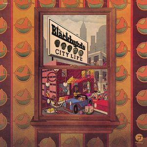 blackbyrds: City Life LP