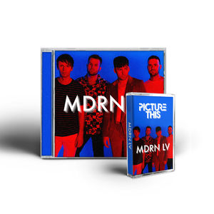 Picture This: MDRN LV: CD & Cassette Bundle