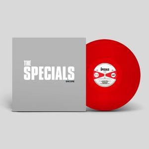 The Specials: Encore: Limited Edition Red Coloured Vinyl