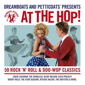 Various: Dreamboats And Petticoats - At The Hop CD