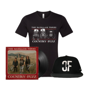 The Cadillac Three: Country Fuzz LP