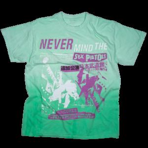 Sex Pistols: Never Mind The Sex Pistols Tie Dye T-Shirt