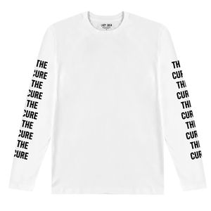 Lady Gaga: The Cure White Long Sleeve T-Shirt