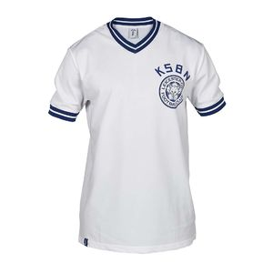 Kasabian: Retro Shirt White