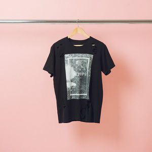 The 1975: Music For Cars Distressed T-Shirt
