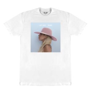 Lady Gaga: Joanne Album Cover Tee