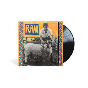 Paul and Linda McCartney: Ram