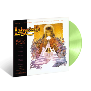 David Bowie: Labyrinth: Exclusive Green Limited Edition Vinyl
