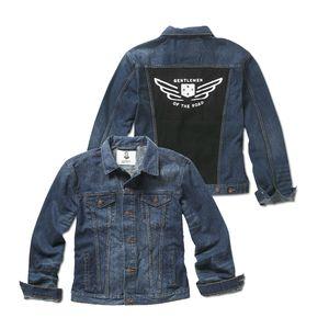 Mumford & Sons : GOTR Wings Logo Denim Jacket