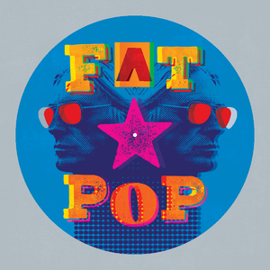 Paul Weller: Fat Pop Slipmat