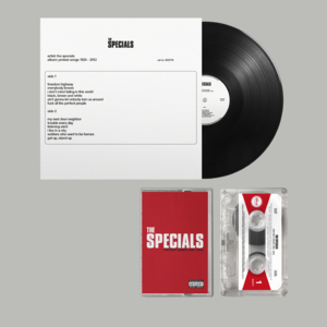 The Specials: Protest Songs 1924-2012: First Pressing LP + Cassette