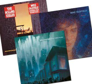 Mike Oldfield: Mike Oldfield 3 LP Bundle