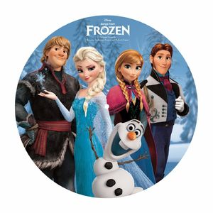 Various Artists: Frozen: The Songs