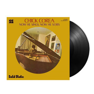 Chick Corea: Now He Sings, Now He Sobs (Tone Poet Series)