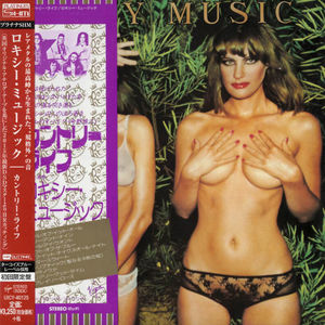 Roxy Music: Country Life: Platinum SHM-CD